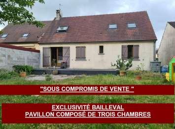 Biens AV - Pavillon - bailleval